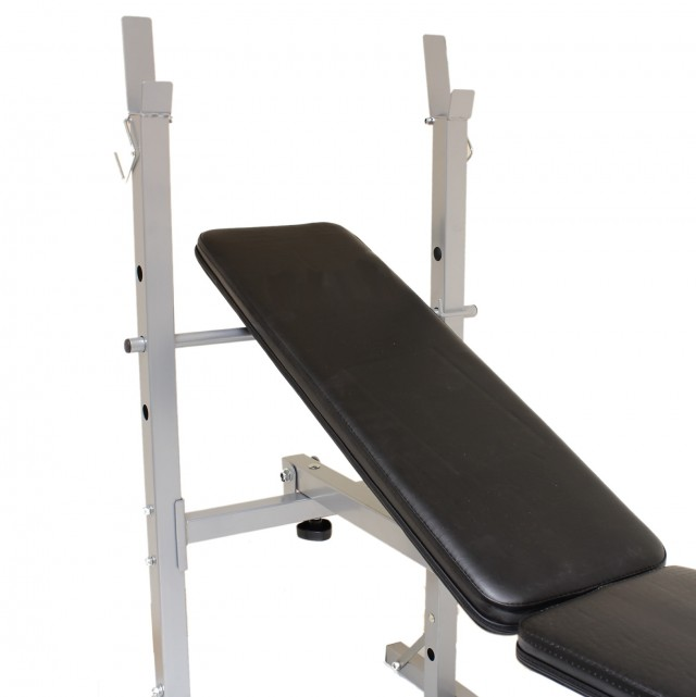 Folding Weight Bench Easy Storage