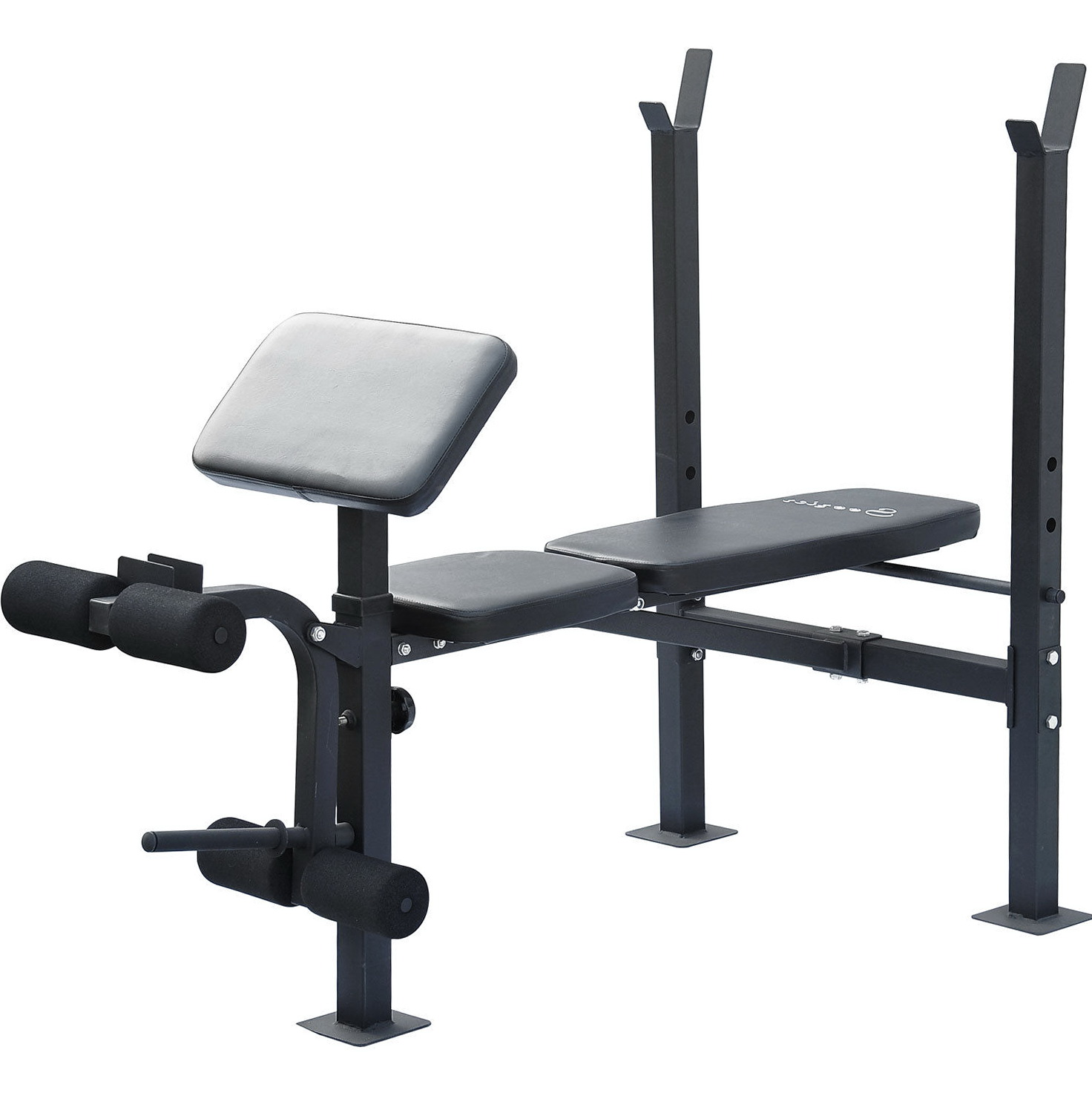 Folding Weight Bench With Leg Extension Home Design Ideas