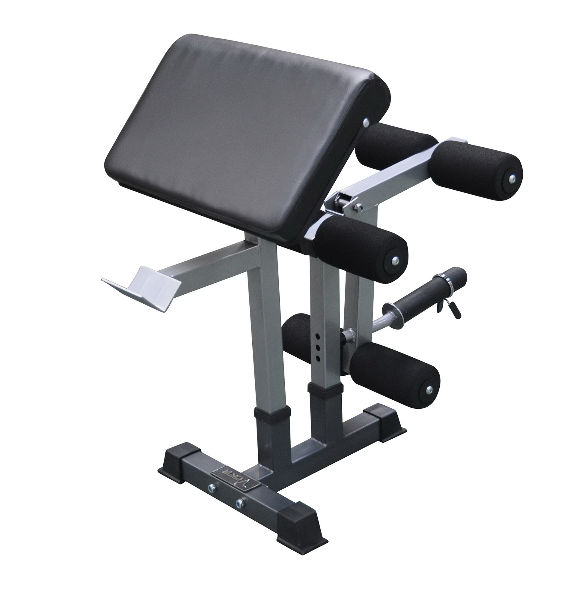 Folding Weight Bench With Preacher Curl Attachment Home
