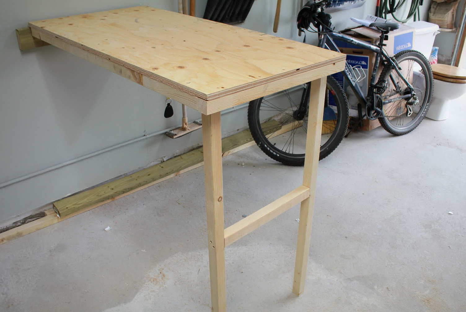 Folding Workbench Brackets Home Design Ideas