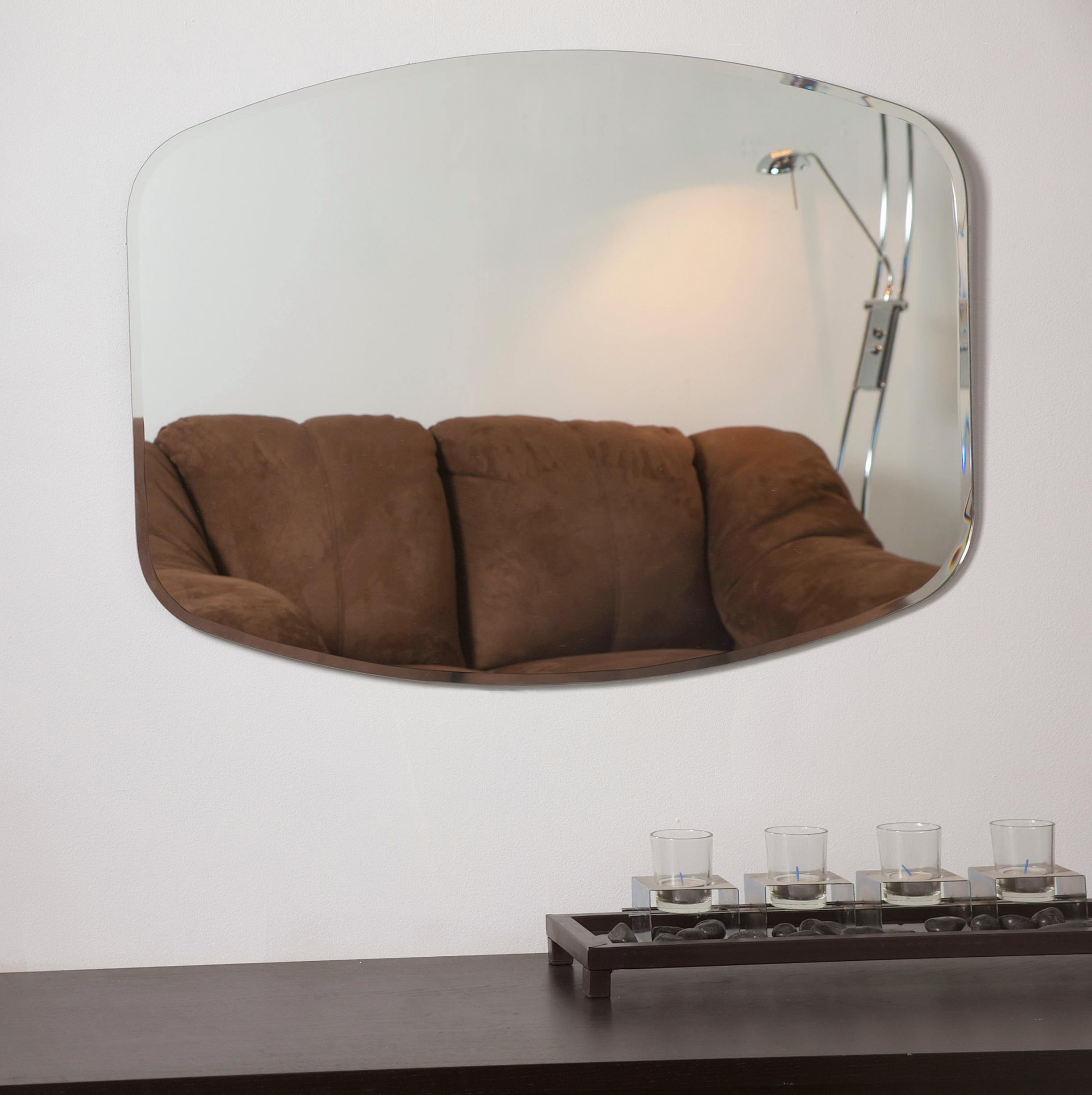 Frameless Bathroom Mirrors Sydney