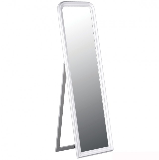Free Standing Mirrors Full Length White