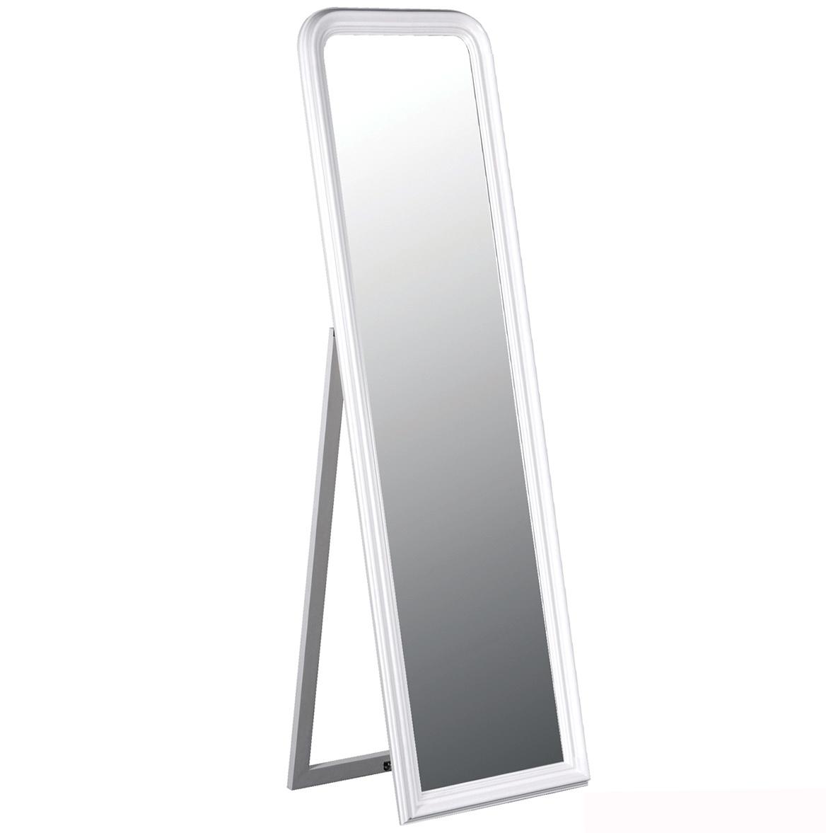 Free Standing Mirrors Full Length White