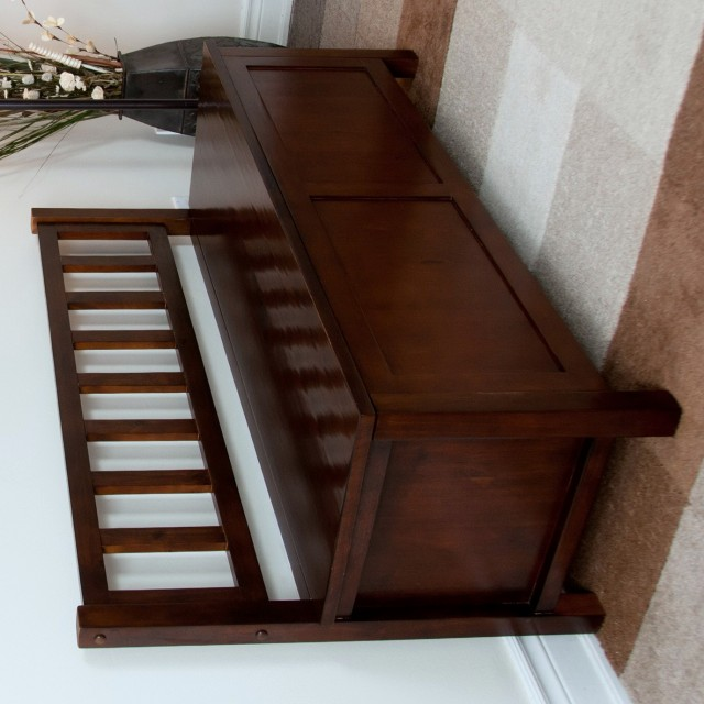 Front Entry Storage Bench