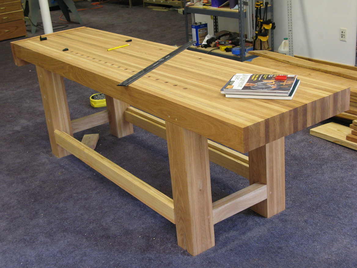 Garage Work Bench Top