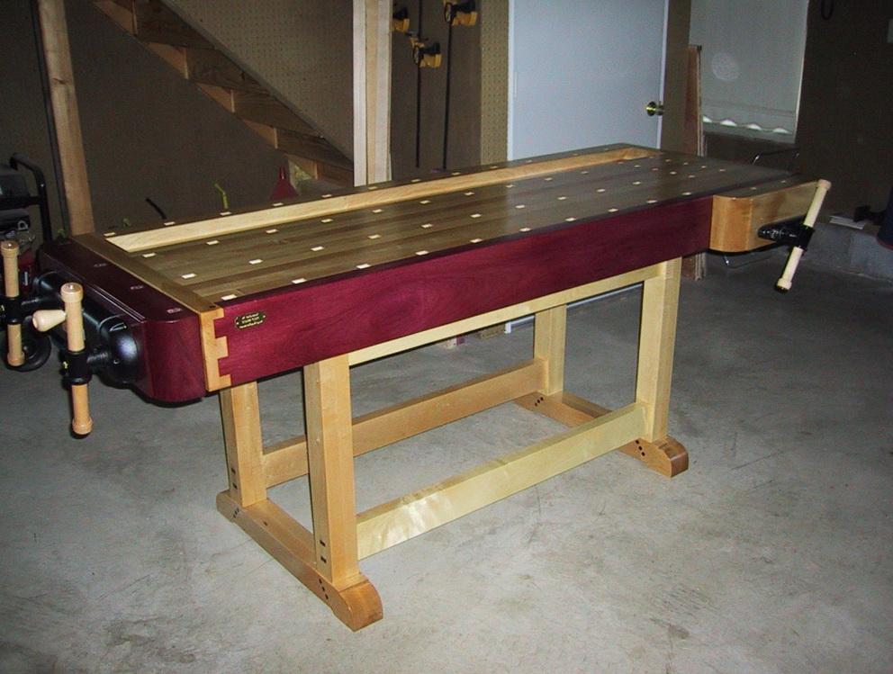 Garage Workbench Tools