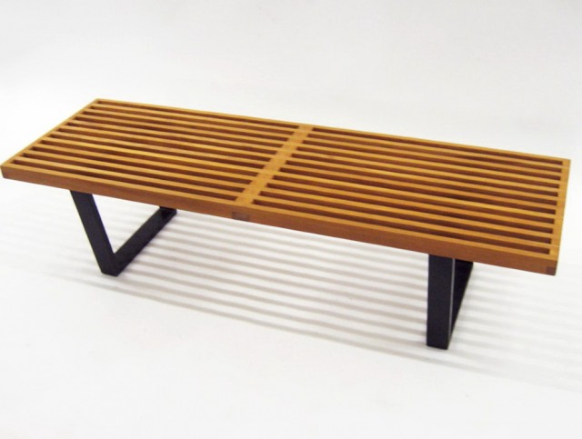George Nelson Bench Original