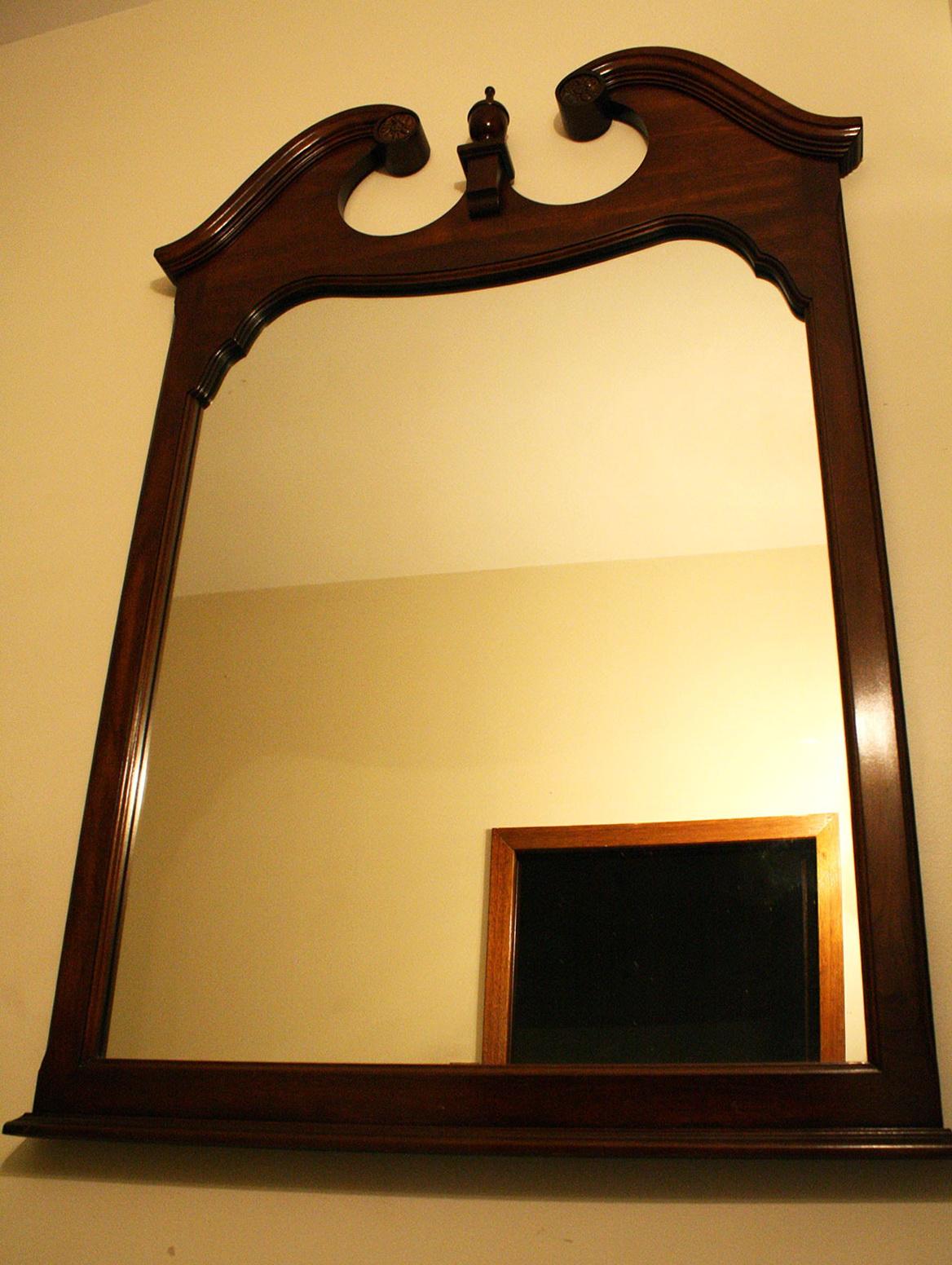 Hanging Heavy Mirror On Sheetrock