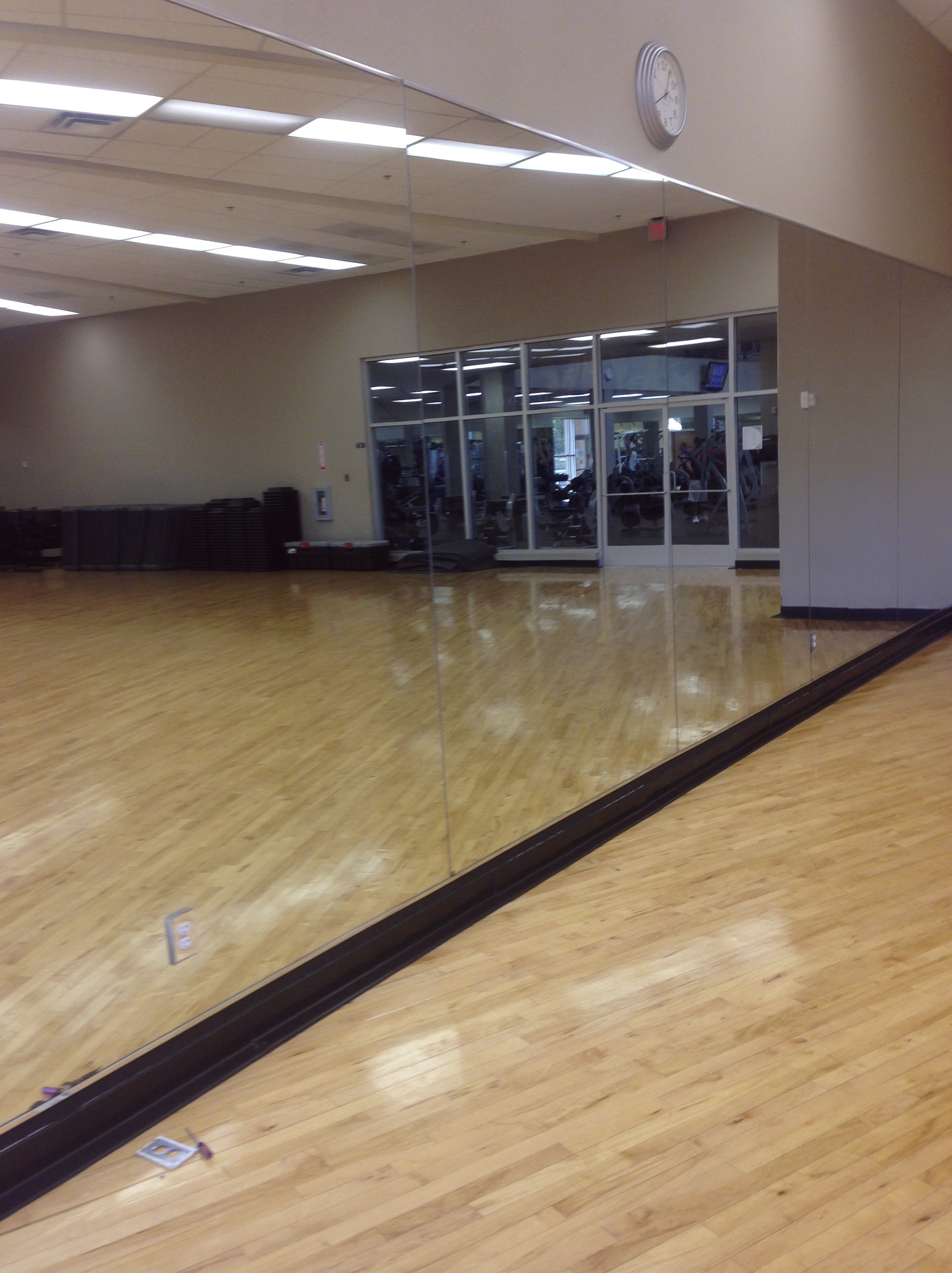 Home Gym Mirrors Canada