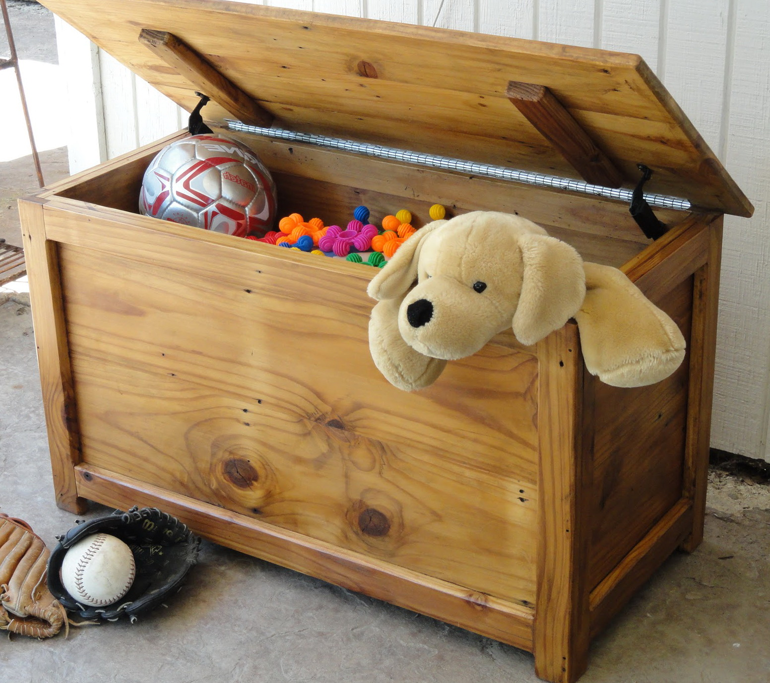 How To Build A Toy Chest Bench Home Design Ideas