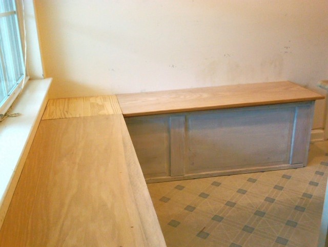 How To Make Corner Bench Seating