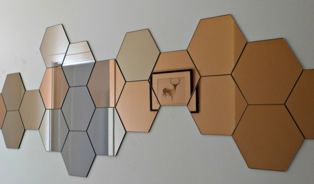 Ikea Mirror Wall Tiles