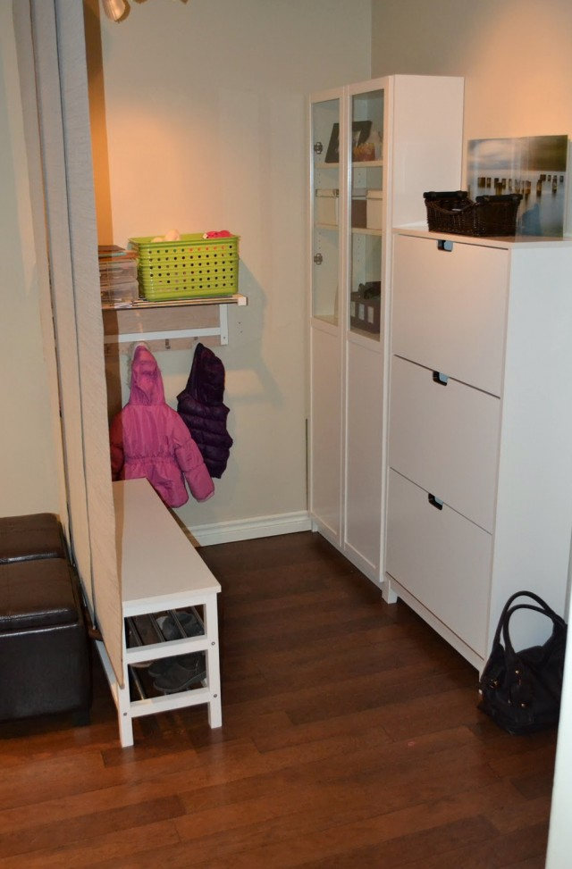 Ikea Ps 2012 Bench With Shoe Storage
