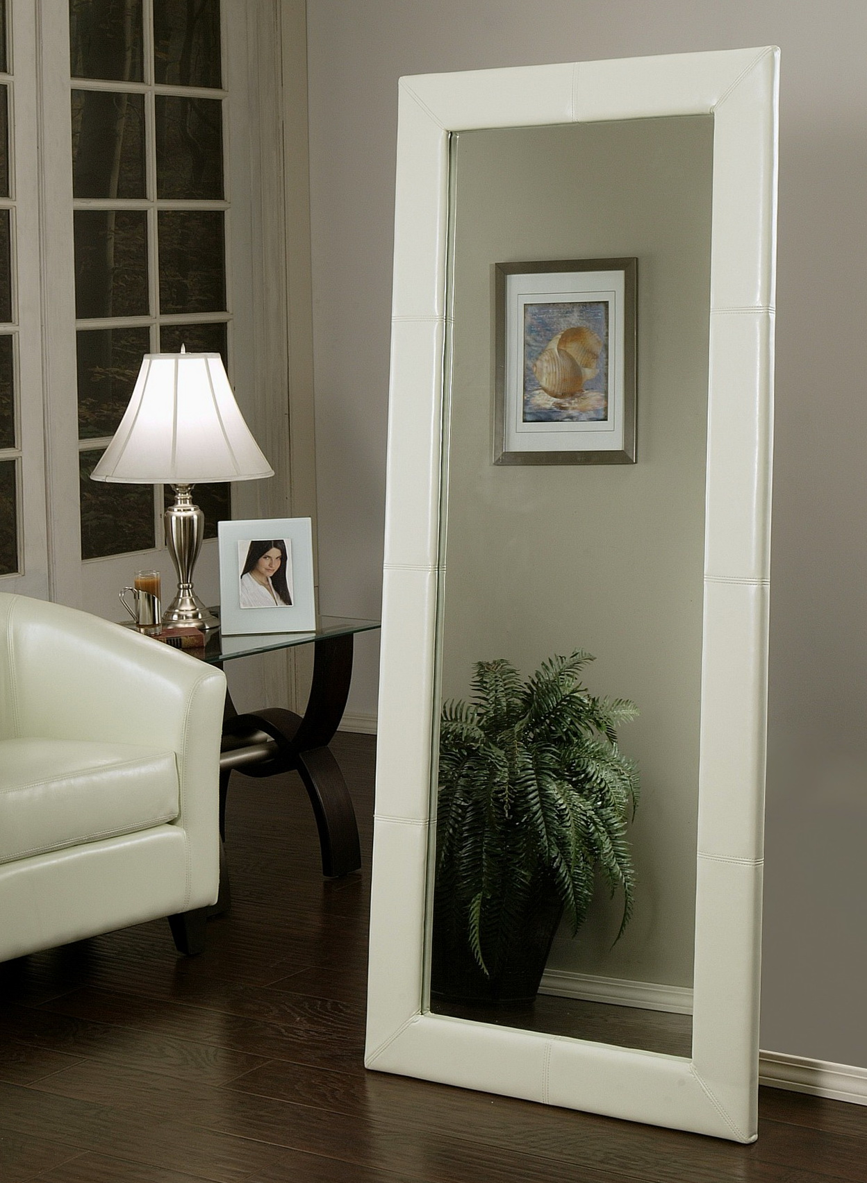 Ikea White Floor Mirror | Home Design Ideas