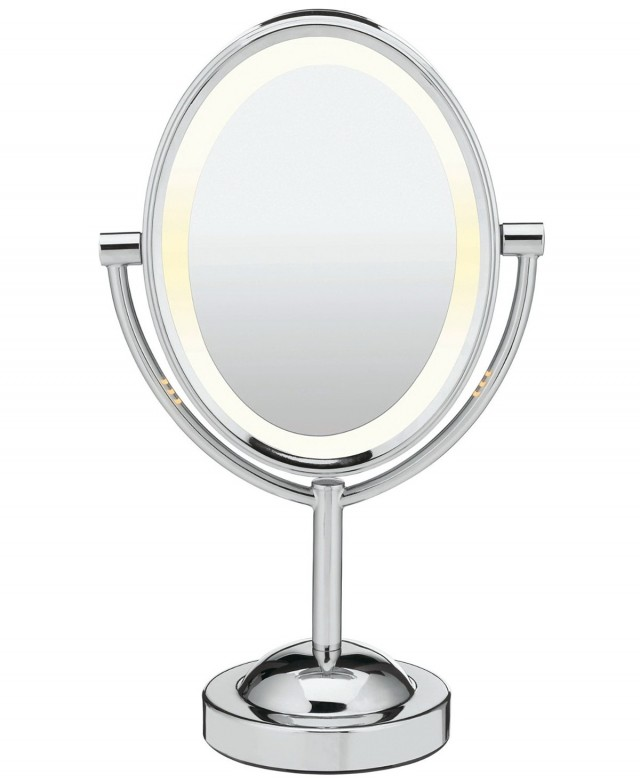 Illuminated Makeup Mirrors