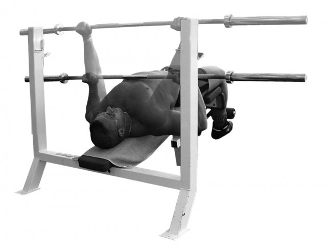 Incline Decline Bench Press