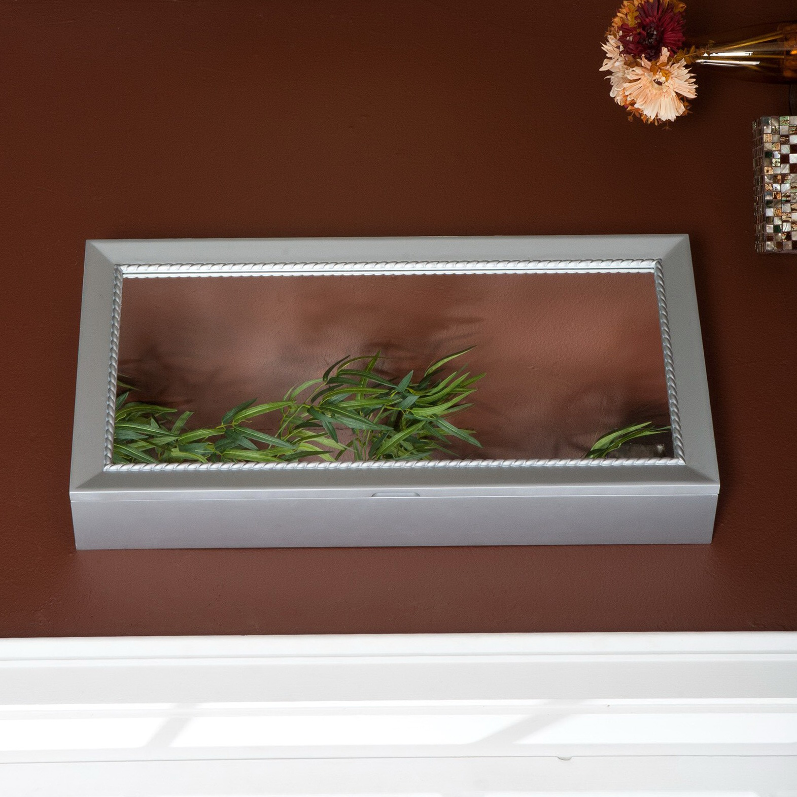 Jewelry Box Mirror For Wall