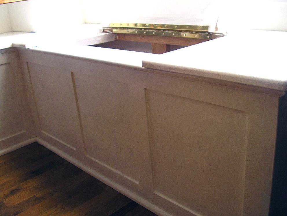 Kitchen Corner Bench With Storage