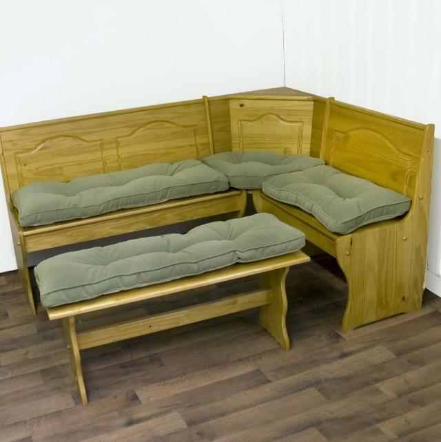 Kitchen Nook Bench Cushions