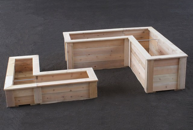L Shaped Bench Seating Plans