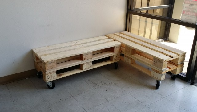 L Shaped Bench With Storage