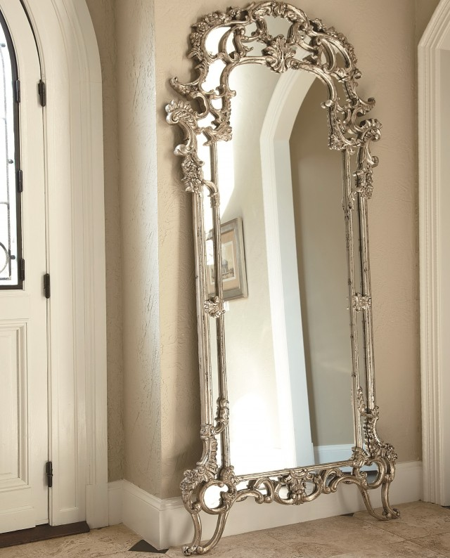 Large Floor Mirrors For Living Room