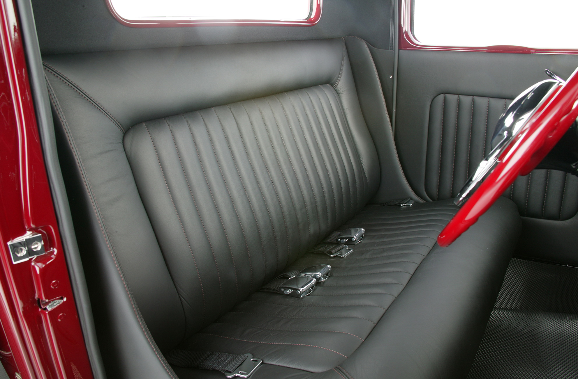 Leather Bench Seat For Truck Home Design Ideas