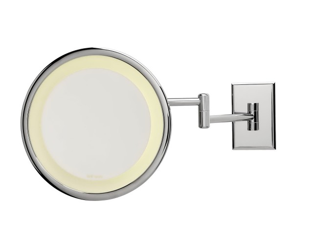 Lighted Bathroom Mirrors Magnifying