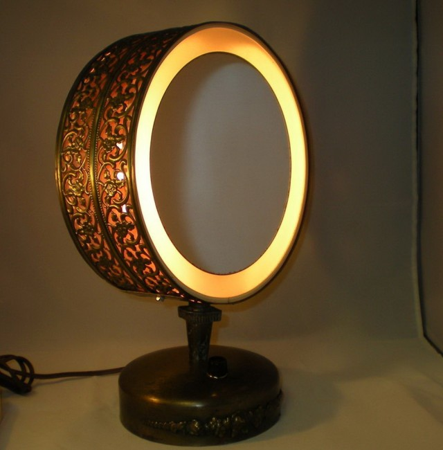 Lighted Make Up Mirror Amazon