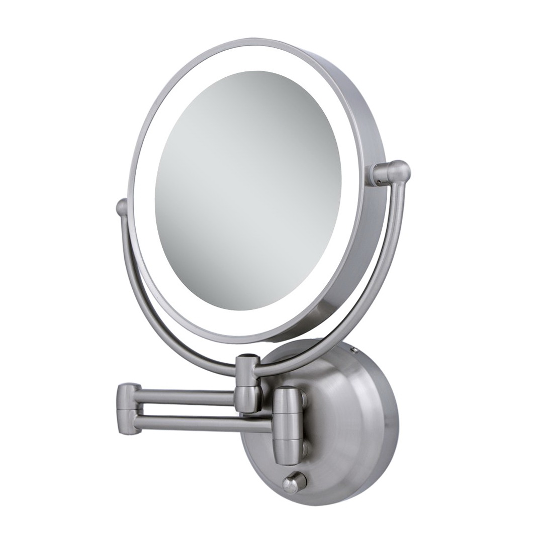 bed bath and beyond bathroom mirrors lighted makeup mirror wall mount bed bath and beyond 25031