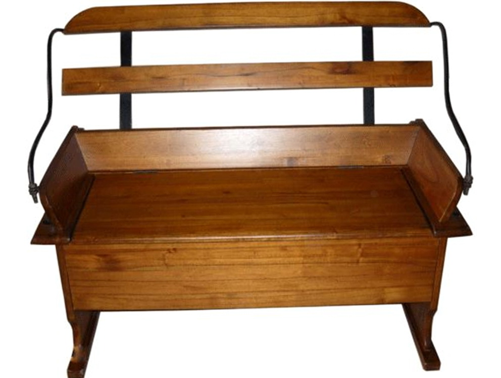 Living Room Benches With Backs