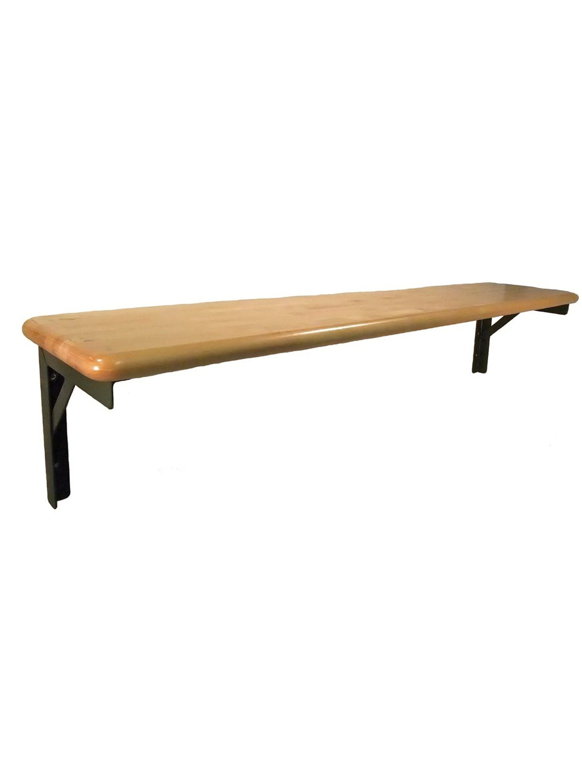 Locker Room Benches Wall Mount