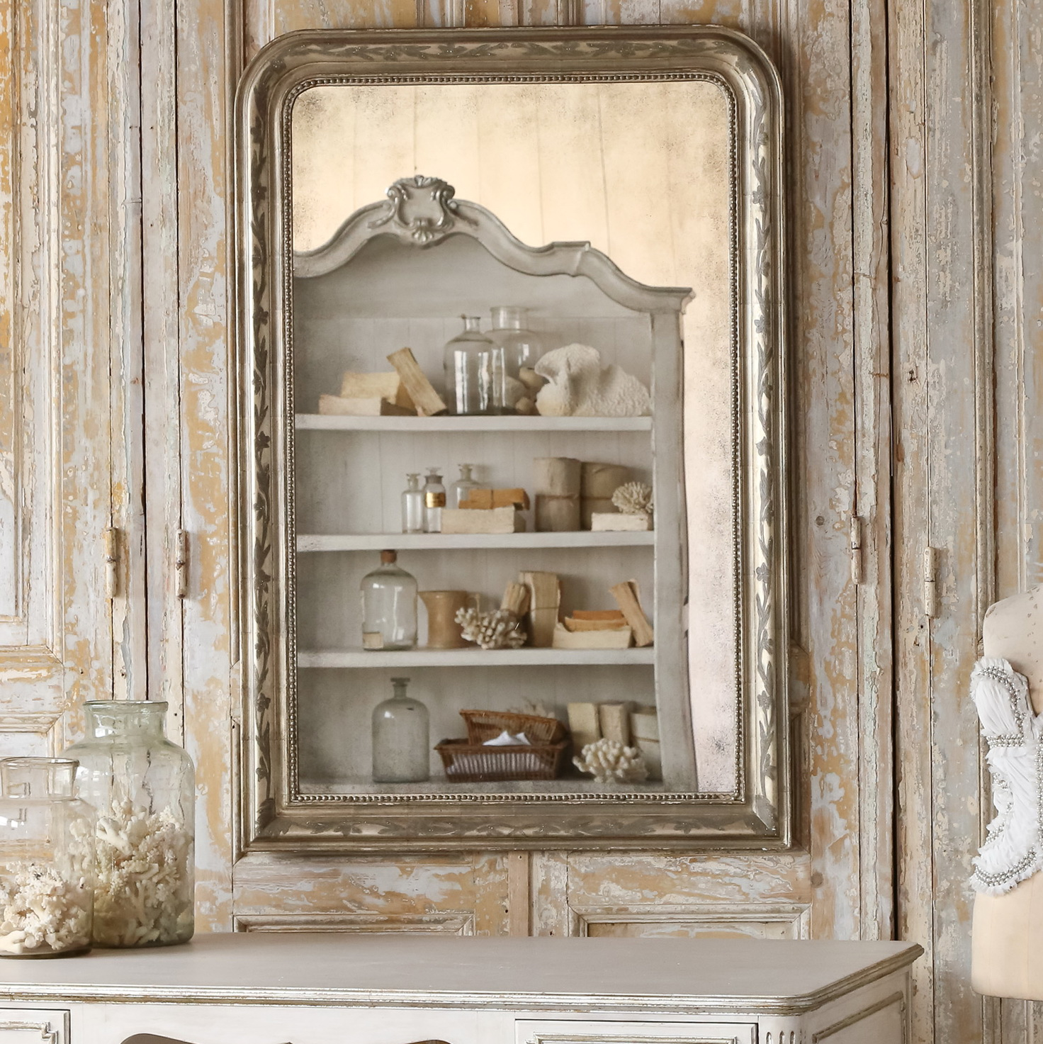 Louis Philippe Mirrors For Sale
