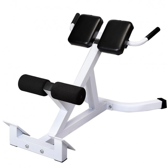 Lower Back Extension Bench