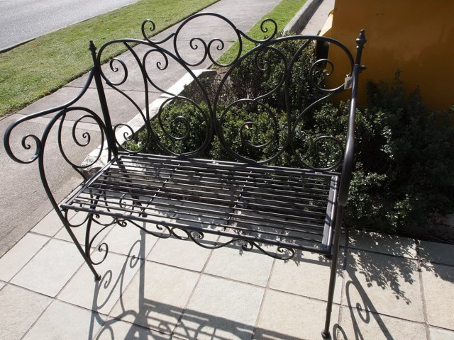 Metal Garden Seats And Benches