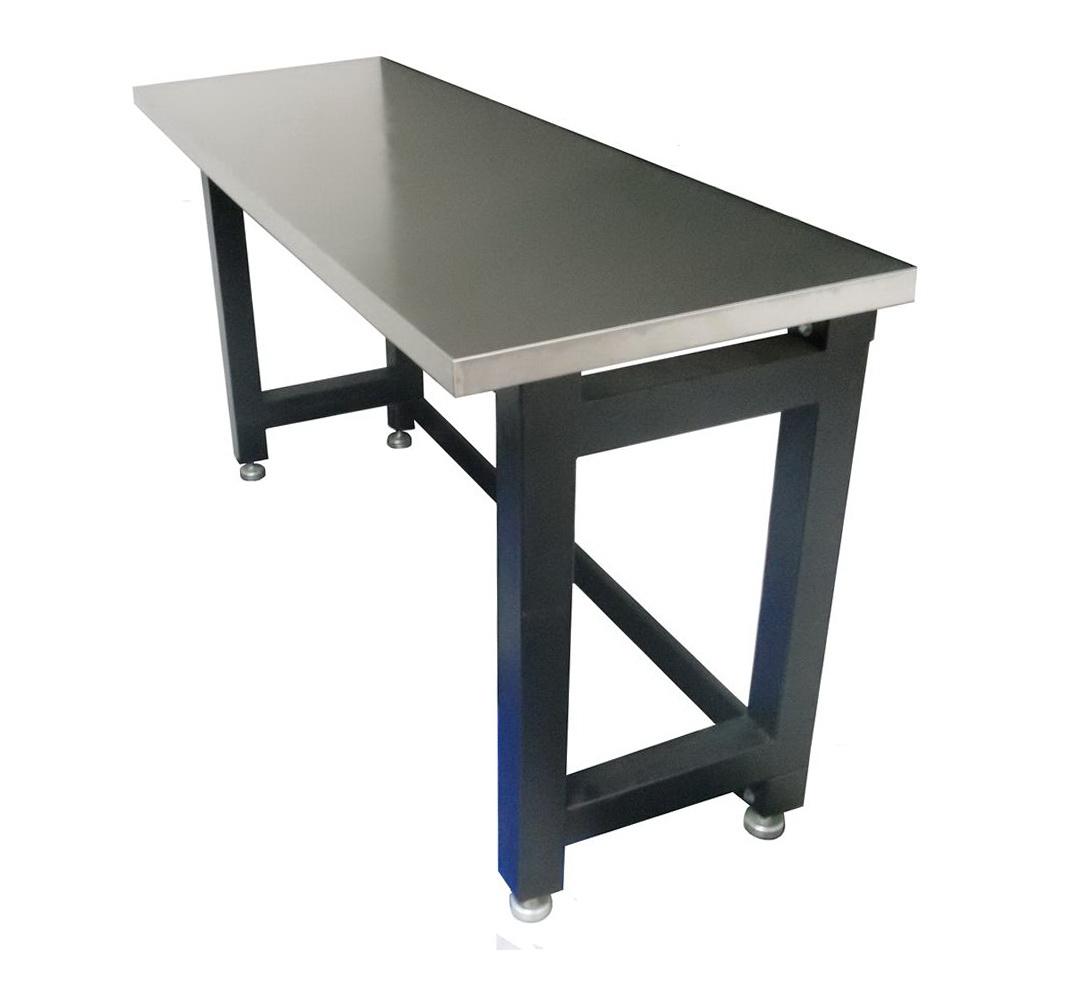 Metal Workbench Top