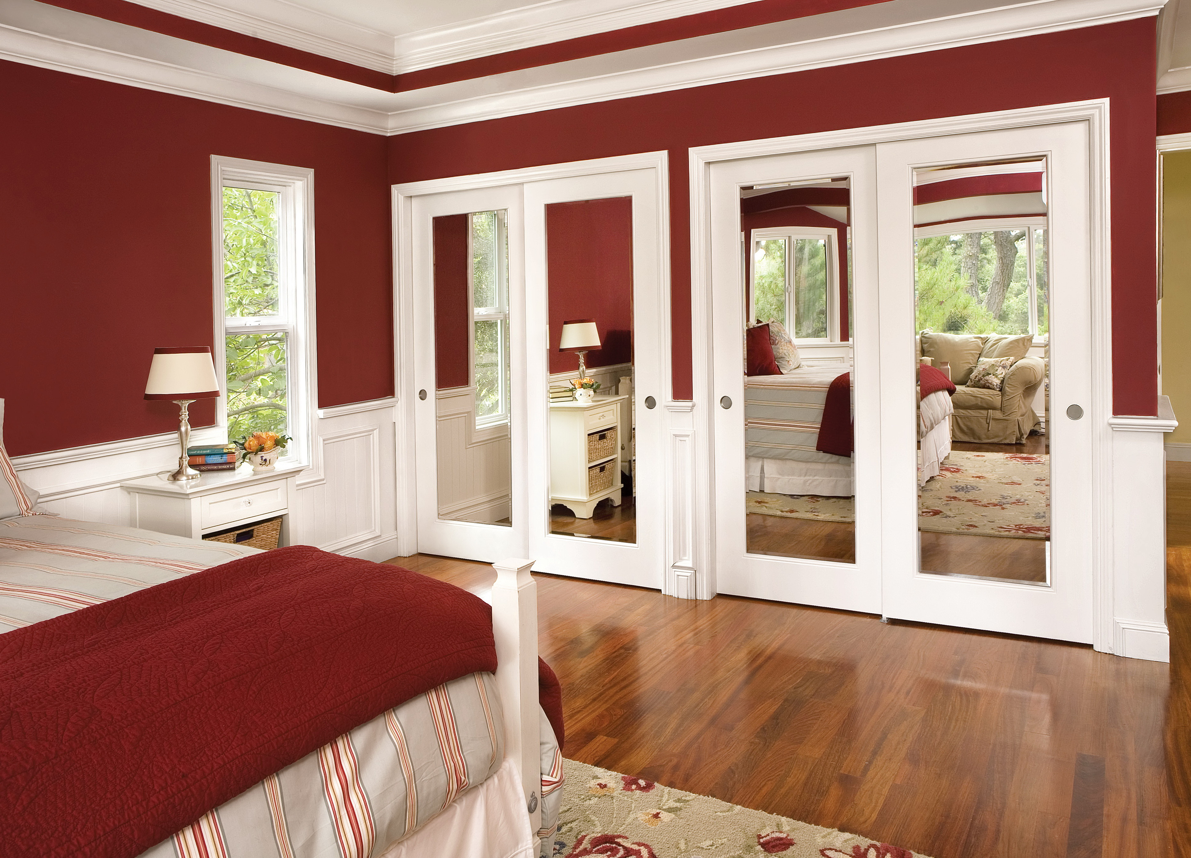 Mirror Bifold Closet Doors Installation