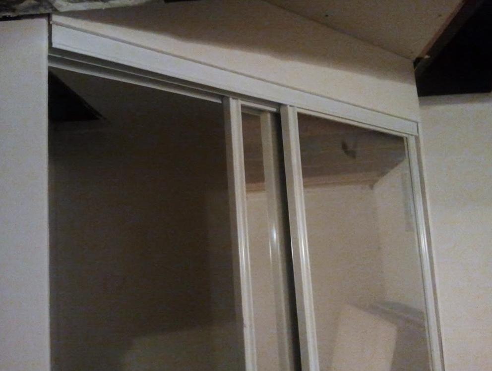 Mirror Sliding Closet Doors Home Depot