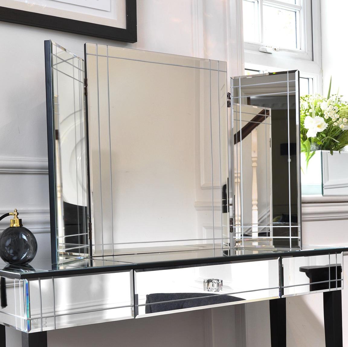 Mirrored Bedroom Furniture Sale