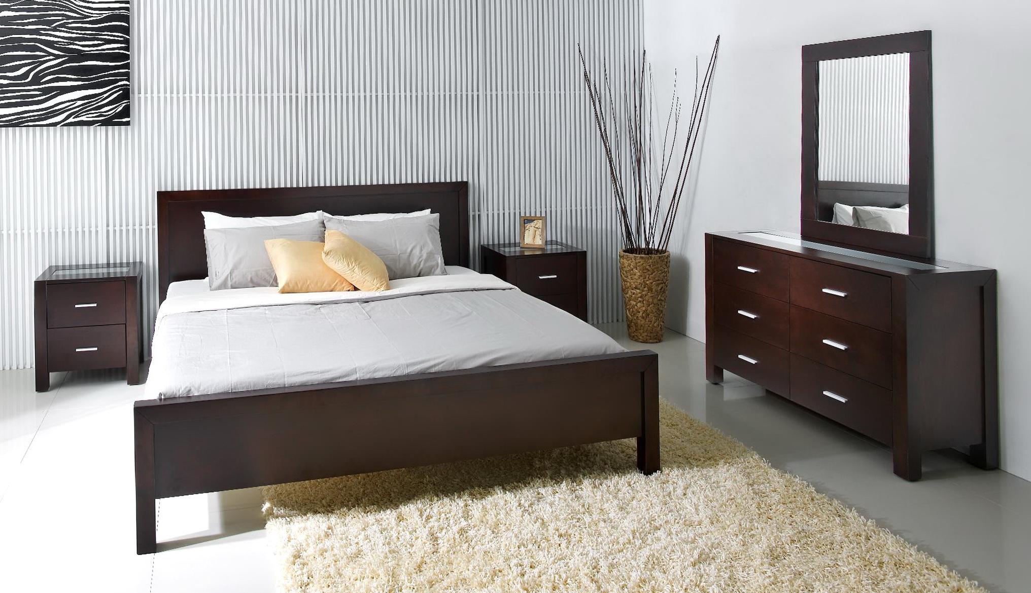 Mirrored Bedroom Set Macy's