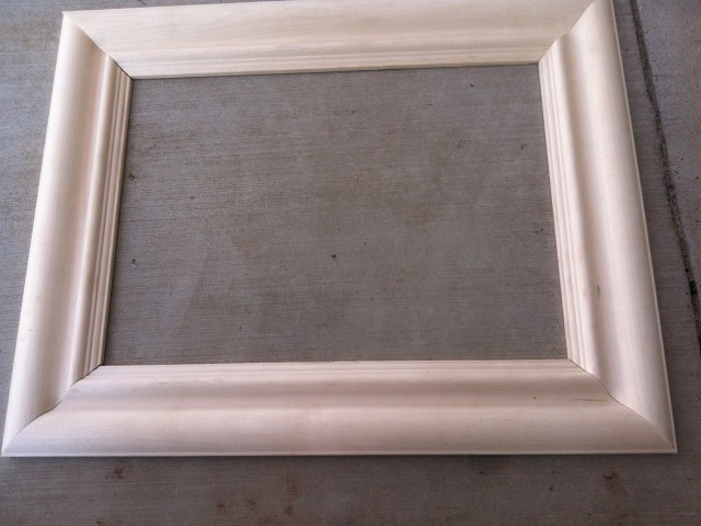Mirrored Picture Frames 16x20