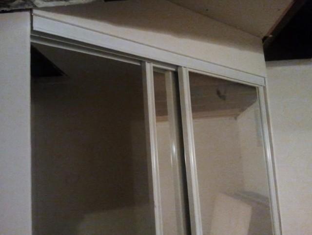 Mirrored Sliding Closet Doors Lowes