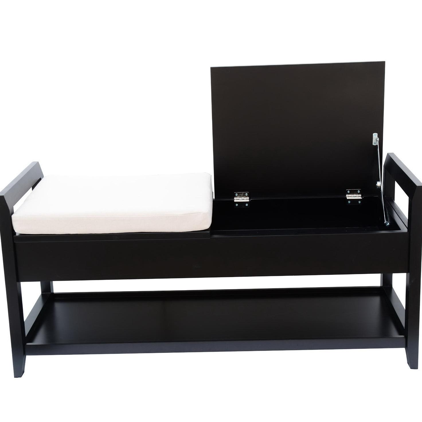 Modern Shoe Storage Bench Home Design Ideas