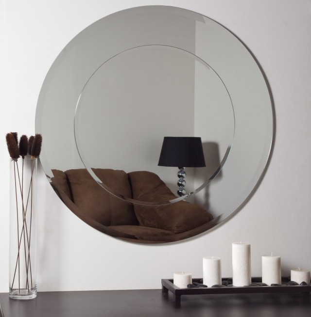 Modern Wall Mirrors Decorative