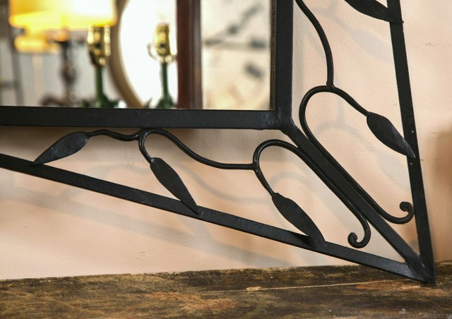 Modern Wrought Iron Mirrors