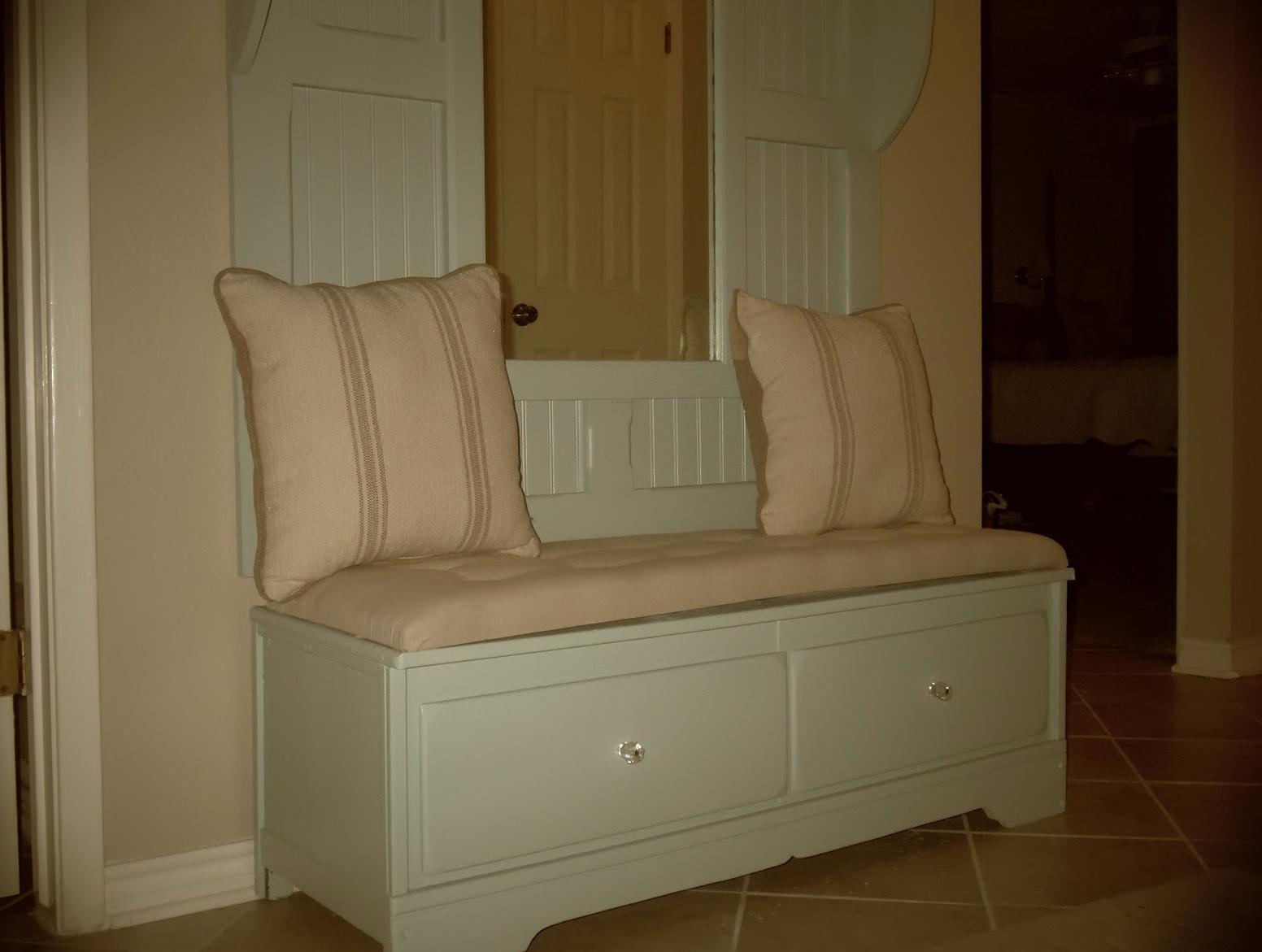 Mudroom Bench Cushion