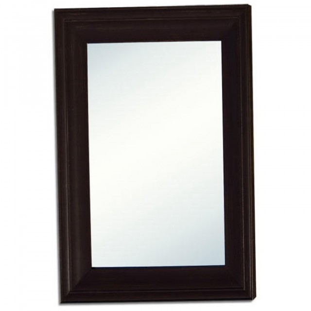 Oil Rubbed Bronze Mirror Frame Kit