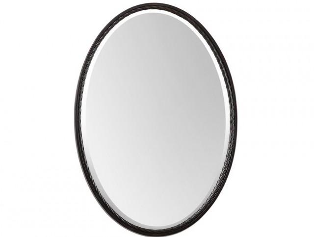 Oil Rubbed Bronze Mirror Trim