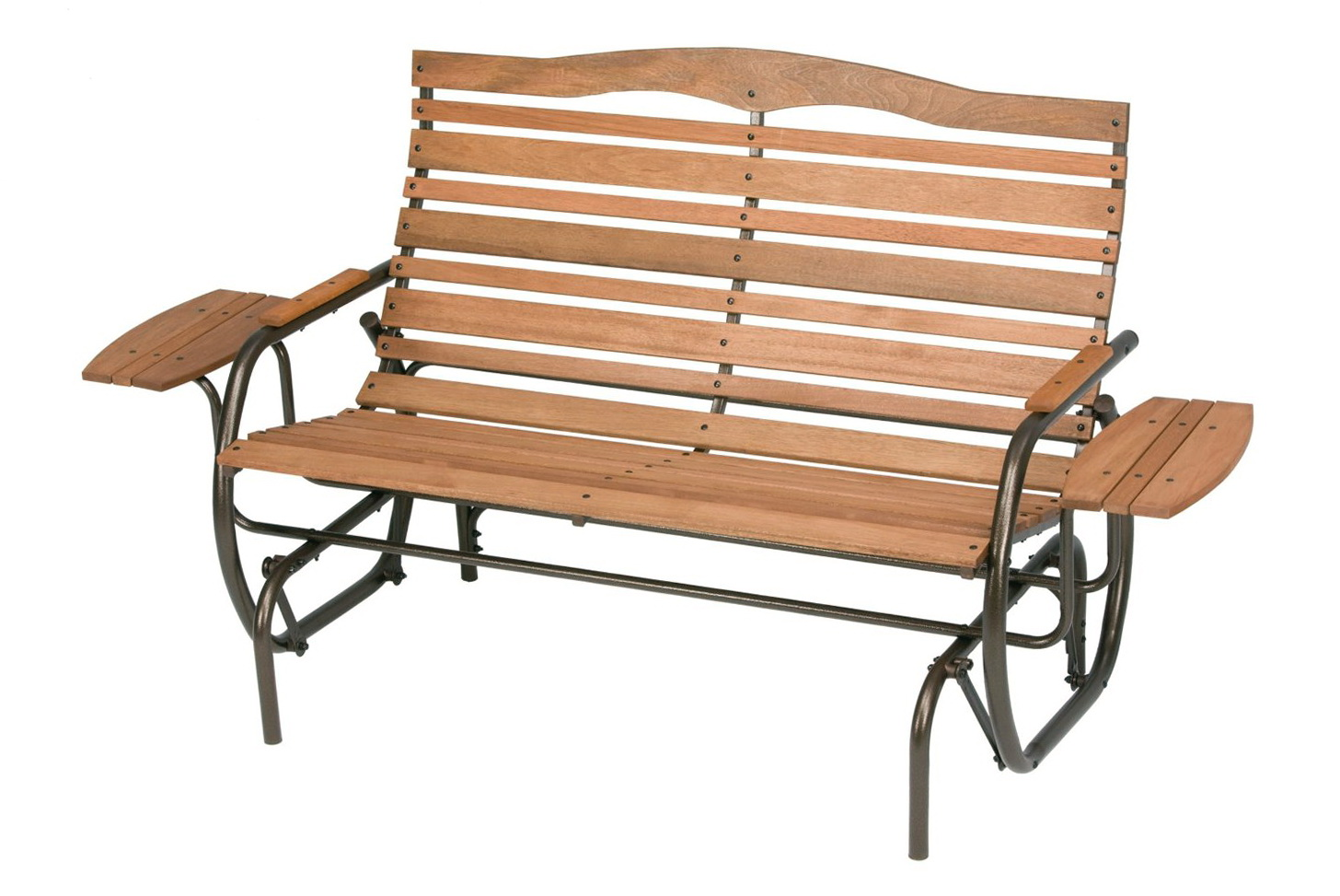 Outdoor Glider Bench Plans