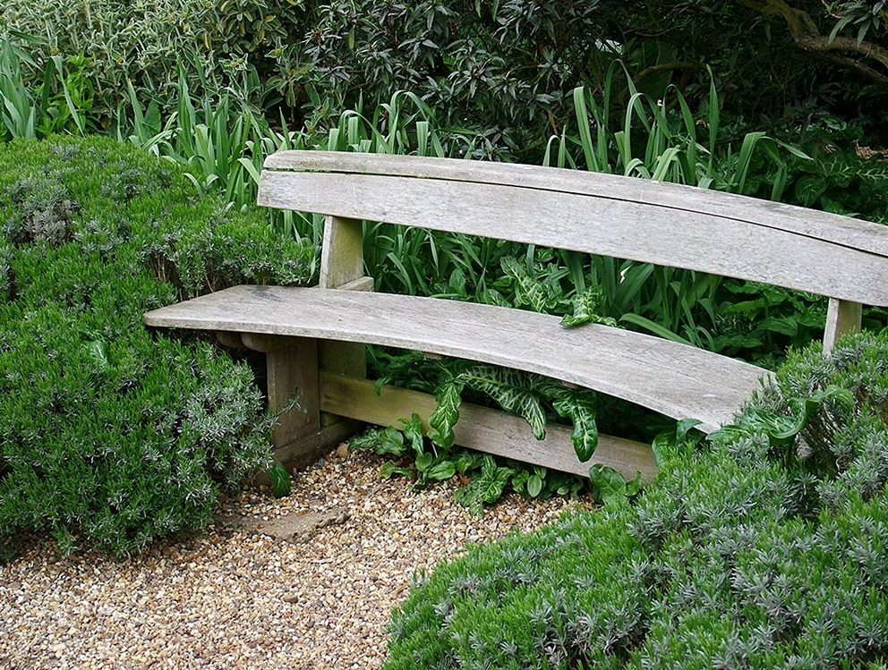 Outdoor Wooden Bench Designs
